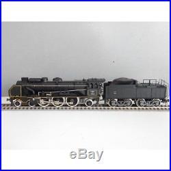 Locomotive 231 E 13 Rivarossi La Chapelle Avec Tender 37 A 13 Ho