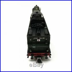 Locomotive 231 H8 SNCF Venissieux Ep III-HO 1/87-REE MB047