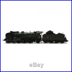 Locomotive 231 H SNCF Venissieux Ep III digital son-HO 1/87-REE MB047S