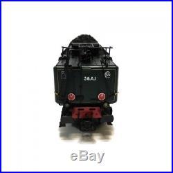 Locomotive 231 K8 Nord Préservée ép V Digitale son-HO-1/87-REE MB-004S