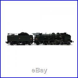 Locomotive 231 K8 Nord Préservée ép V-HO-1/87-REE MB-004