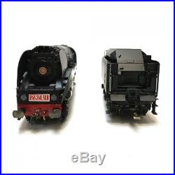 Locomotive 232 U1 SNCF-HO-1/87-FULGUREX DEP80-005