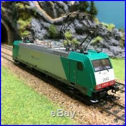 Locomotive 2843 I-Driver Sncb époque VI -HO-1/87-PIKO 97757