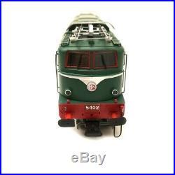 Locomotive 2D2 5402 Montrouge ép IV SNCF digital son-HO 1/87-JOUEF HJ2368S