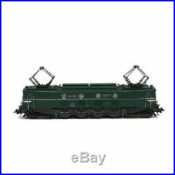 Locomotive 2D2 9101 Sncf ép IV 3 rails Marklin digitale -HO-1/87-ROCO 79482