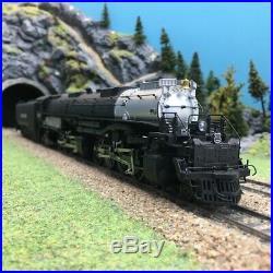 Locomotive 4004 Big Boy Union Pacific-HO 1/87-RIVAROSSI 1584 DEP24-078