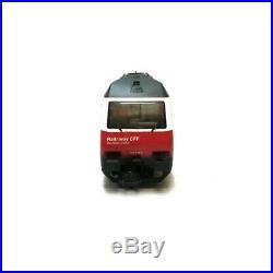 Locomotive 460 048-2 ép VI SBB digital son 3R-HO 1/87-ROCO 79282