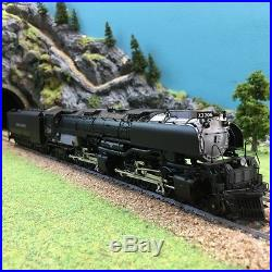 Locomotive 4/6/6/4 Challenger Union Pacific digitale son-HO-1/87-TRIX 22939