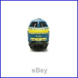 Locomotive 6215 SNCB digital-HO 1/87-VAN BIERVLIET VB9115 02