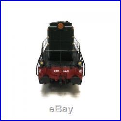 Locomotive A1A 62000 040 DA 11 YAYA La Plaine ép III SNCF-HO-1/87-MABAR 82038