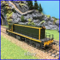 Locomotive A1A 62018 Thionville digitale sound epIII et IV-HO-1/87-MABAR 82035S