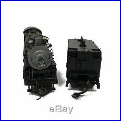 Locomotive AT&SF 2-10-4 3829 digitale sound occasion-HO-1/87-BROADWAY L DE