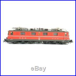 Locomotive Ae 6/6 11425 CFF digital 3R-HO 1/87-MARKLIN 3636 DEP236-036