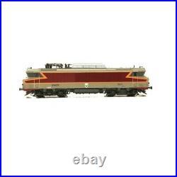 Locomotive BB15001 TEE Strasbourg SNCF Ep V digit son 3R-HO 1/87-LSMODELS 10986S