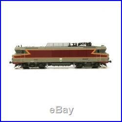 Locomotive BB15001 TEE Strasbourg SNCF Ep V digit son-HO 1/87-LSMODELS 10486S