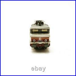 Locomotive BB15008 TEE Strasbourg SNCF Ep IV-HO 1/87-LSMODELS 10487