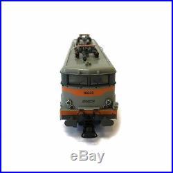 Locomotive BB16006 Sncf ép IV V digitale son-HO-1/87-ROCO 73345