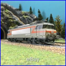 Locomotive BB22200 Dijon-P Ep IV SNCF digitale sonorisée-HO 1/87-LSMODELS 10435S