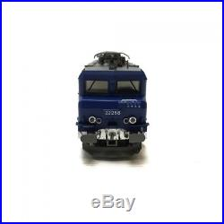 Locomotive BB22200 TER PACA Ep VI SNCF-HO 1/87-LSMODELS 10436