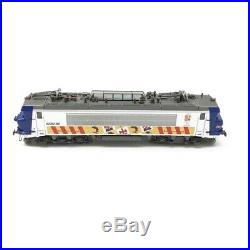 Locomotive BB22301 RC TER PACA Marseille SNCF Ep VI-HO 1/87-LSMODELS 11054