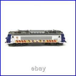 Locomotive BB22301 RC TER PACA Marseille SNCF Ep VI digital son-HO 1/87-LSMODELS