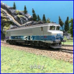 Locomotive BB22394R En Voyage Chambéry SNCF Ep VI-HO 1/87-LSMODELS 10440