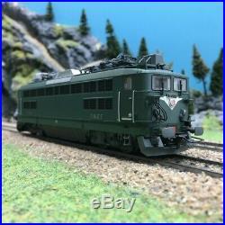 Locomotive BB25523 Dôle SNCF Ep III-HO 1/87-R37 41045