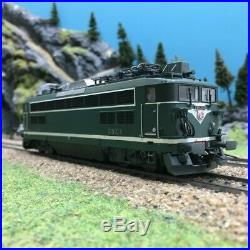 Locomotive BB25528 Dôle SNCF Ep IV-HO 1/87-R37 41044