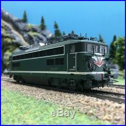 Locomotive BB25537 Mistral Marseille SNCF Ep IV-HO 1/87-R37 41043