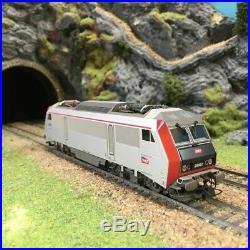 Locomotive BB26057 Carmillon Villeneuve Sncf ép VI digitale sonore-HO-1/87-ROCO