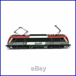 Locomotive BB36010 livrée Thello époque V-HO-1/87-JOUEF HJ2288