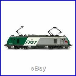 Locomotive BB37029 Fret digitale sound 3 rails AC-HO-1/87-MEHANO 3260 DEP17-33