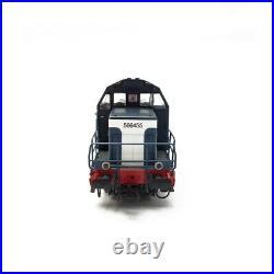 Locomotive BB566455 Longueau SNCF Ep V HO 1/87 JOUEF HJ2376