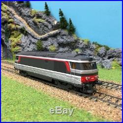 Locomotive BB67318 Rennes Sncf epV digitale sonorisée-HO-1/87-REE MB-028S
