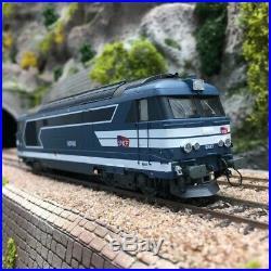 Locomotive BB67493 Marseille SNCF Ep V HO 1/87- REE MB100