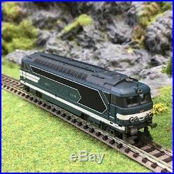 Locomotive BB67498 ép IV -N-1/160- MINITRIX 16703