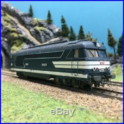 Locomotive BB67604 SNCF Ep IV -HO 1/87-JOUEF HJ2340