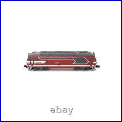 Locomotive BB67613 livrée Capitole SNCF Ep VI-N 1/160- MINITRIX 16706