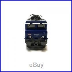 Locomotive BB7200 Transilien Ep VI SNCF-HO 1/87-LSMODELS 10451