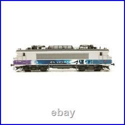 Locomotive BB7206 En Voyage Bordeaux SNCF Ep VI-HO 1/87-LSMODELS 10453