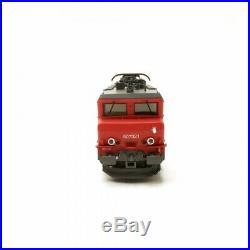 Locomotive BB7321R Dijon SNCF Ep VI-HO 1/87-LSMODELS 10206