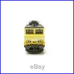 Locomotive BB7321R Dijon TER SNCF Ep VI-HO 1/87-LSMODELS 10206
