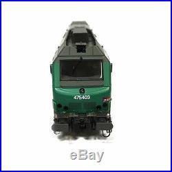 Locomotive BB75403 Fret Sncf digitale- HO-1/87-OSCAR 1542 DEP13-59