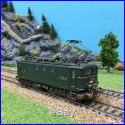 Locomotive BB8268 Sncf pantographe Carmina-HO-1/87-ROCO DEP20-02