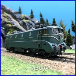 Locomotive BB9003 SNCF-HO 1/87-LEMACO 063 DEP143-004
