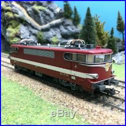 Locomotive BB9278 Capitole SNCF Ep III digital son-HO 1/87-ROCO 73397