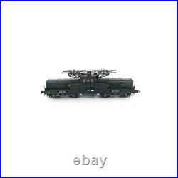 Locomotive BB 13041 livrée vert/jaune SNCF Ep IV digital son -HO 1/87-JOUEF HJ23
