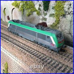 Locomotive BB 436339 verte SNCF, Ep V et VI digital son-HO 1/87-JOUEF HJ2399S