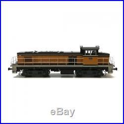 Locomotive BB 63127 Chambéry ép V digitale son-HO-1/87-R37 41031S