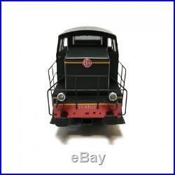 Locomotive BB 63128 Les Aubrais ép III digitale son-HO-1/87-R37 41028S